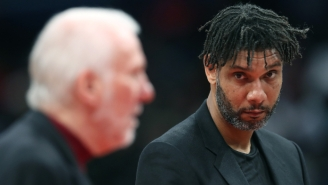 Tim Duncan Will Make His Head Coaching Debut With Gregg Popovich Out For Personal Reasons