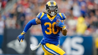The Rams Released Todd Gurley Less Than Two Years After Giving Him A Record-Setting Contract
