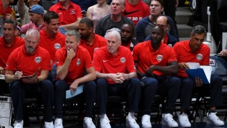 Steve Kerr Says Team USA's Coaches Are Planning For The Olympics To Happen This Summer