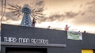 Jack White's Third Man Records Store Is Hosting Daily Livestreams During The Coronavirus Quarantine