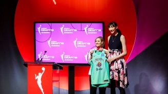 The WNBA Will Hold A Virtual Draft On April 17