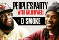 'People's Party With Talib Kweli' Episode 42 -- D Smoke