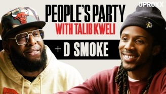 Talib Kweli & D Smoke Talk Rhythm + Flow, Snoop Dogg, Black Habits