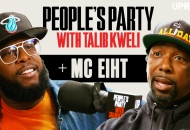 'People's Party With Talib Kweli' Episode 39 -- MC Eiht