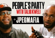 'People's Party With Talib Kweli' Episode 40 -- JPEGMAFIA