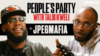 Talib Kweli & JPEGMAFIA Talk Punk/Hip-Hop Connection, Kanye's Politics