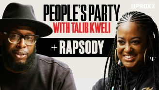 Talib Kweli & Rapsody Talk Rap Influences, Being Pro Black, Kendrick, Jay Z, Eve