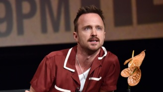Aaron Paul Is Interested In Playing Kurt Cobain In A Nirvana Biopic