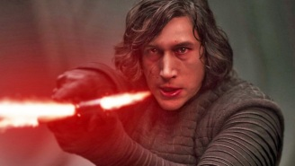 Adam Driver Had One Hell Of A Birthday While Filming 'The Rise Of Skywalker' Stunts