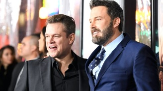 Ben Affleck Still Wants To Make A 'McMillion$' Movie Starring Matt Damon