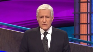 Alex Trebek Accidentally Congratulated 'Jessica Rabbit' For Winning 'Jeopardy!'