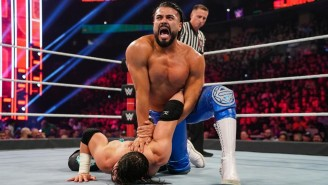 Another WrestleMania Match Was Changed After Andrade Was Pulled From The Card