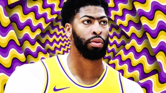 Anthony Davis Is Making His L.A. Dream Work For Him