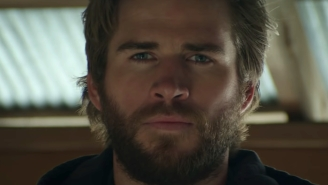 Liam Hemsworth Gets On Vince Vaughn's Bad Side In The Trailer For 'Arkansas'