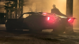 Batman Fans Are Making Some Weird (And Accurate) Comparisons To The New Batmobile