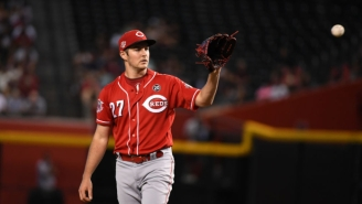 Reds Pitcher Trevor Bauer Wants To Lead The Way For MLB To Support Workers
