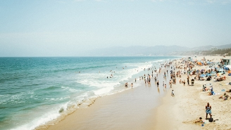 Counties Across California Are Limiting Beach Access To Improve Social Distancing