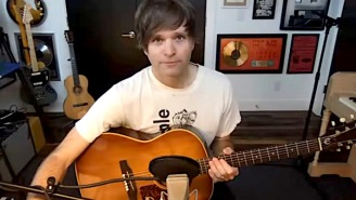 Ben Gibbard Ended His Daily Livestream Concert Series With Covers Of R.E.M. And More