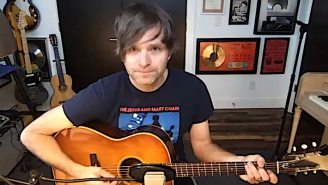 Ben Gibbard's Covers-Only Livestream Included A Song From Netflix's 'I Think You Should Leave'
