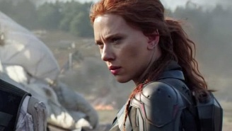 Disney CEO Bob Chapek Says The Decision To Give 'Black Widow' An Exclusive Theatrical Run Will Be 'Last Minute'