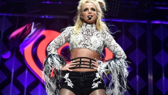 Britney Spears Calls For 'Redistribution Of Wealth' During The Coronavirus Pandemic