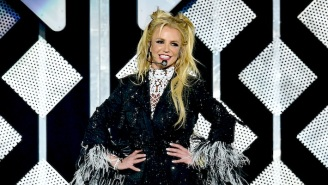 Britney Spears Insists She Was Joking About Her Otherworldly 100-Meter Dash Time
