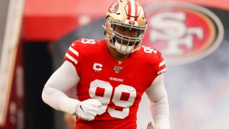 The 49ers Have Traded DeForest Buckner To The Colts For A First-Round Pick