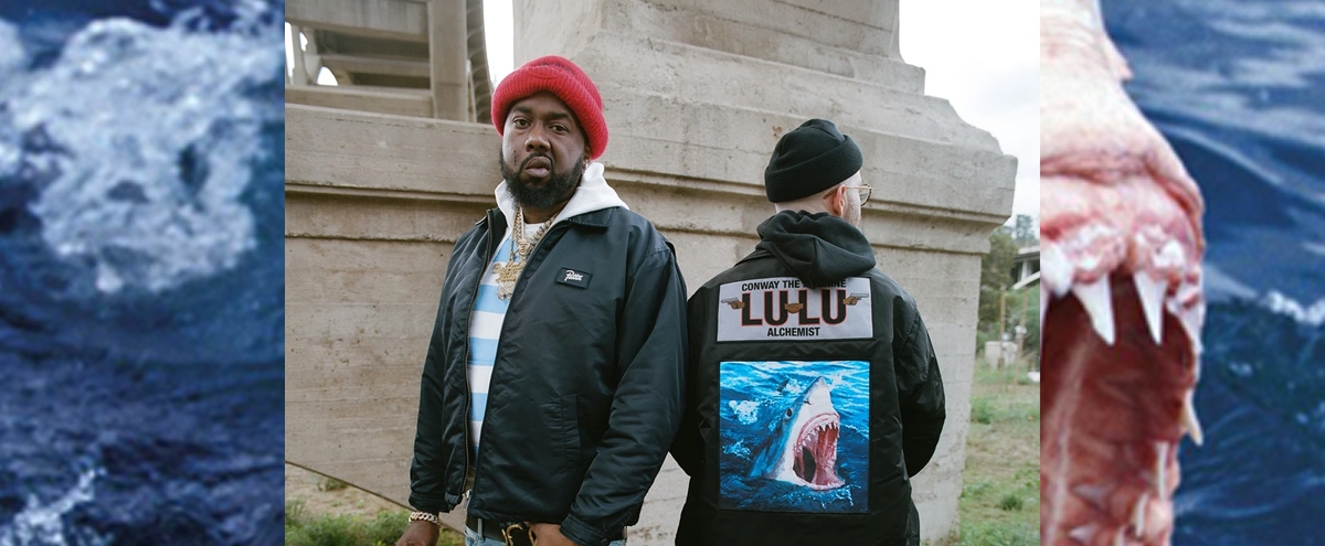 Conway And The Alchemist Tell Us Why Their Nostalgic 'Lulu' EP May Herald The Future Of Rap