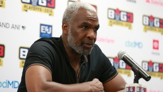 Charles Oakley And Knicks Owner James Dolan Have Been Ordered Into Mediation
