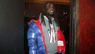 Chief Keef Was Reportedly Handcuffed And Arrested While He Was In Mexico