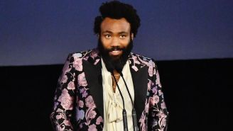 Donald Glover Quietly Released A New Untitled Album On His Website