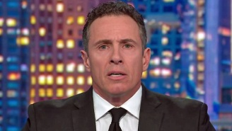 Chris Cuomo Simply Didn't Mention His Brother Andrew's Troubles At All On His CNN Show