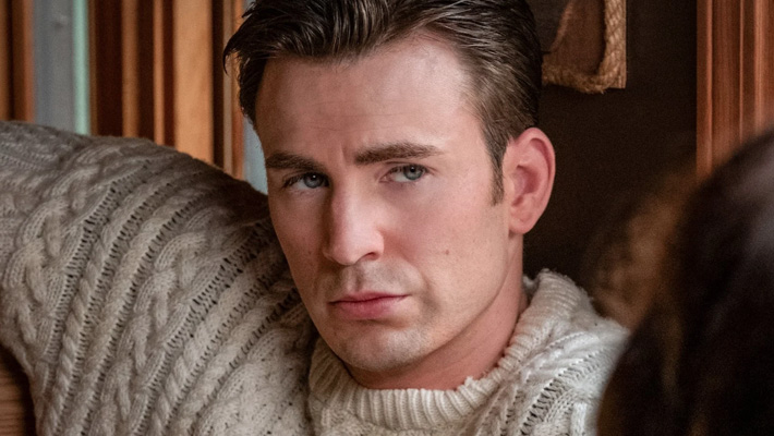 chris evans sweater knives out