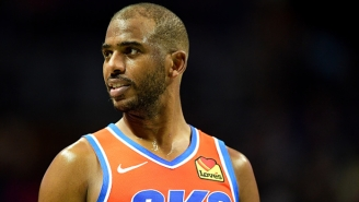 Chris Paul Wrote 'Do The Right Thing' On His Sneakers For The Thunder-Knicks Game To Support Spike Lee
