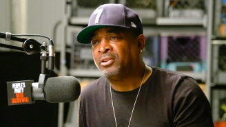 Chuck D Clarifies Flavor Flav's Status In Public Enemy On 'People's Party With Talib Kweli'