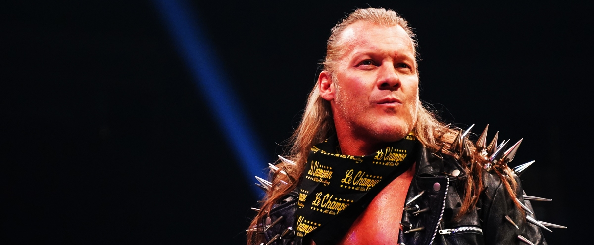 UPROXX Interview: Chris Jericho On 'Dark Side Of The Ring' And Chris Benoit