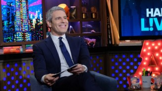 Andy Cohen Tested Positive For Coronavirus And Ended Plans To Film 'Watch What Happens Live' From Home