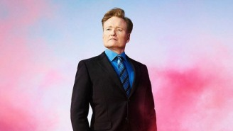 'Conan' Will Be The First Late-Night Show To Ease Away From At-Home Filming By Moving To A Historic Venue