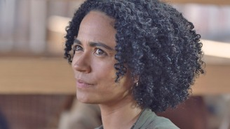 Here's The Real Reason Why Connie Is Trapped In A Cave On 'The Walking Dead'