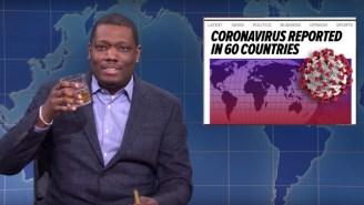 'SNL' Will 'Shut Down' For Three Weeks Because Of The Coronavirus Pandemic