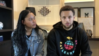 Steph And Ayesha Curry Donated To Ensure Local Kids Impacted By School Closures Won't Miss Meals