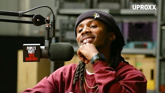 D Smoke Explains His Terse Moment With Snoop Dogg On 'Rhythm + Flow'