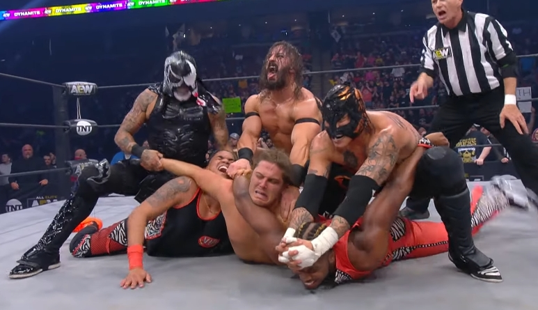 The Ins And Outs Of AEW Dynamite 3/11/20: Death Of A Party