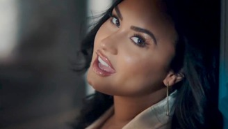 Demi Lovato Appreciates Herself On The Emotional New Single 'I Love Me'