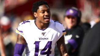 The Bills Reportedly Traded A First Round Pick And More For Vikings WR Stefon Diggs