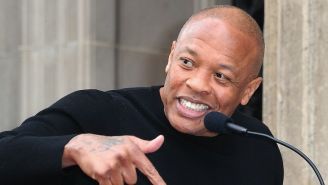 Thieves Tried To Break Into Dr. Dre's House While He's Hospitalized From A Brain Aneurysm
