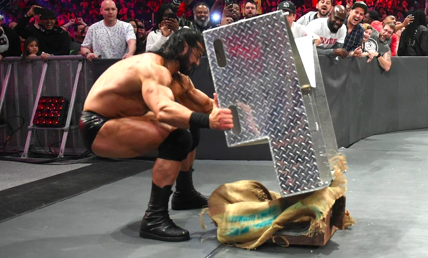 The Best And Worst Of WWE Raw 3/9/20: Into The Spider Purse