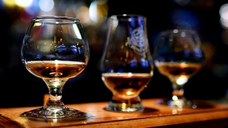 Learn How To Taste Bourbon Like A Pro (While Under Quarantine)