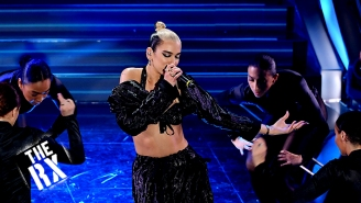 Dua Lipa's Shimmering 'Future Nostalgia' Is A Delirious Dance-Floor Epic