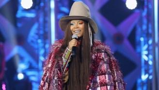 Erykah Badu Will Host A Livestream Concert Series From Her Bedroom